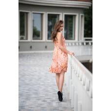 """Дамска рокля """"Летен залез"""""""