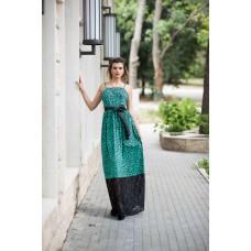 "Дамска рокля ""Леопардова кралица"""